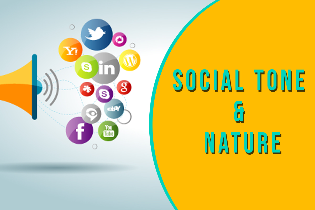 Social Tone and Nature