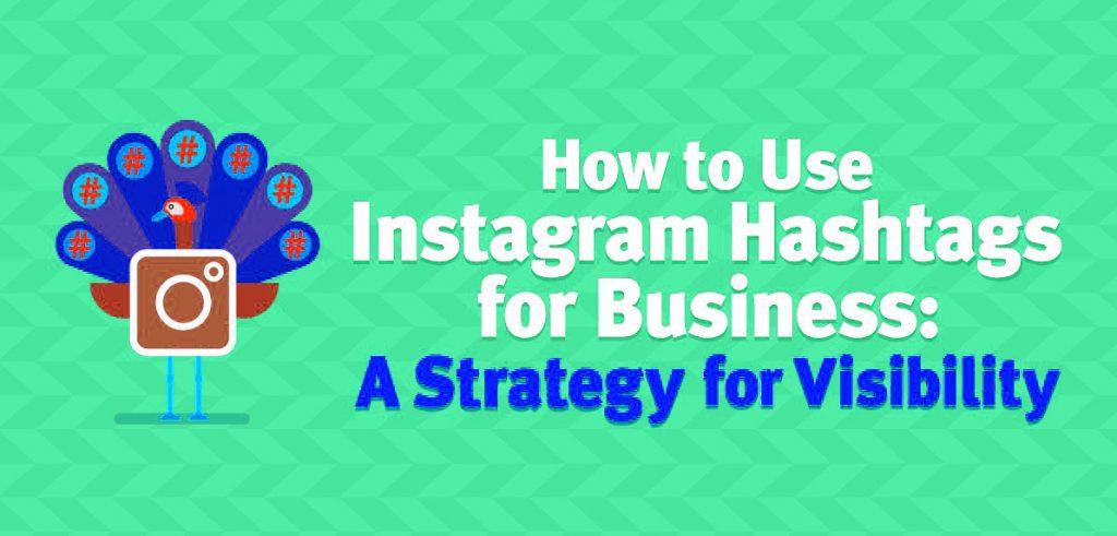 Instagram hashtag marketing